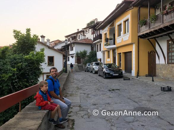 Veliko Tırnova sokakları, Bulgaristan
