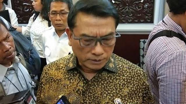Moeldoko Balik Tanya ke Din Syamsuddin: Siapa yang Ngancam KAMI?
