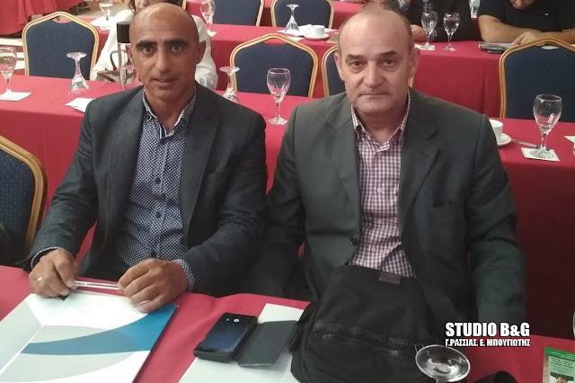 Ο Αντιδήμαρχος Σταύρος Γαβρήλος εκπροσώπησε το Δήμο Ναυπλιέων στο συνέδριο της ΚΕΔΕ για την Διαχείριση Αποβλήτων