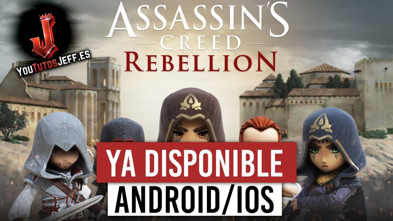 Descargar Assassin's Creed Rebellion para Android y iOS