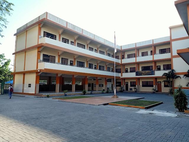 Salah satu sekolah swasta di Medan