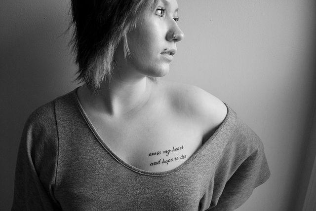Hình xăm ở ngực ý nghĩa đẹp dành cho Nam và Nữ