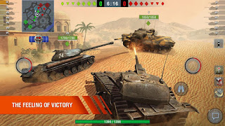 Download World of Tanks Blitz Android apk