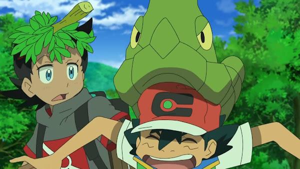 Pokemon Viajes capitulo 6 latino