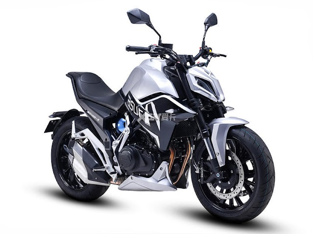 Benda Asura 400 Akan Dirilis Hari Ini, Moge 400cc Keren dengan MonoArm