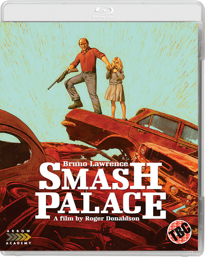 smash palace arrow blu-ray