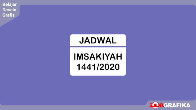 Jadwal Imsakiyah 2020 1441 CDR