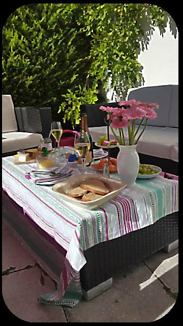 Sonnenfrühstück am letzten Septembersonntag 2015 | Arthurs Tochter Kocht von Astrid Paul