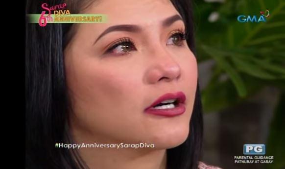 Regine Velasquez bids goodbye to GMA-7