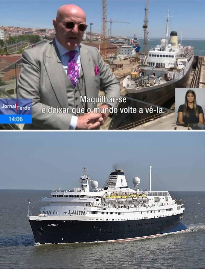 Americanos reabilitam paquete Funchal para hotel e trazem ligação marítima Madeira - Continente