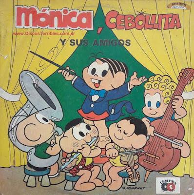monica y sus amigos