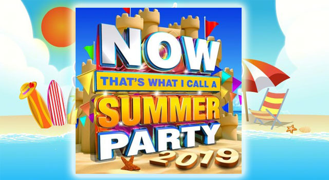 VA - NOW Thats What I Call A Summer Party 2019