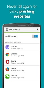 ESET Mobile Security & Antivirus PREMIUM v3.9.20.0 + Keys
