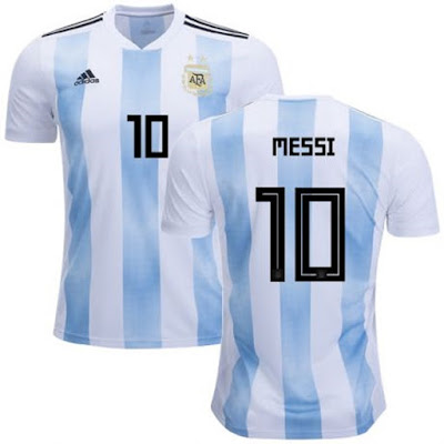 Jersey Argentina New 2018