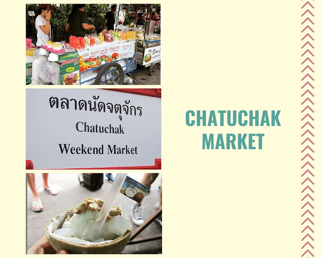 Things to do Chatuchak Market