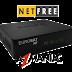 NetFree Eurosat Pro Primeira Atualização V1.05 - 13/06/2019