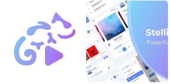 تحميل تطبيق  2019 Stellio Player أفضل تطبيقات تشغيل الموسيقى