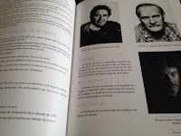 Interior del libro Faces Book de Pepe Castro