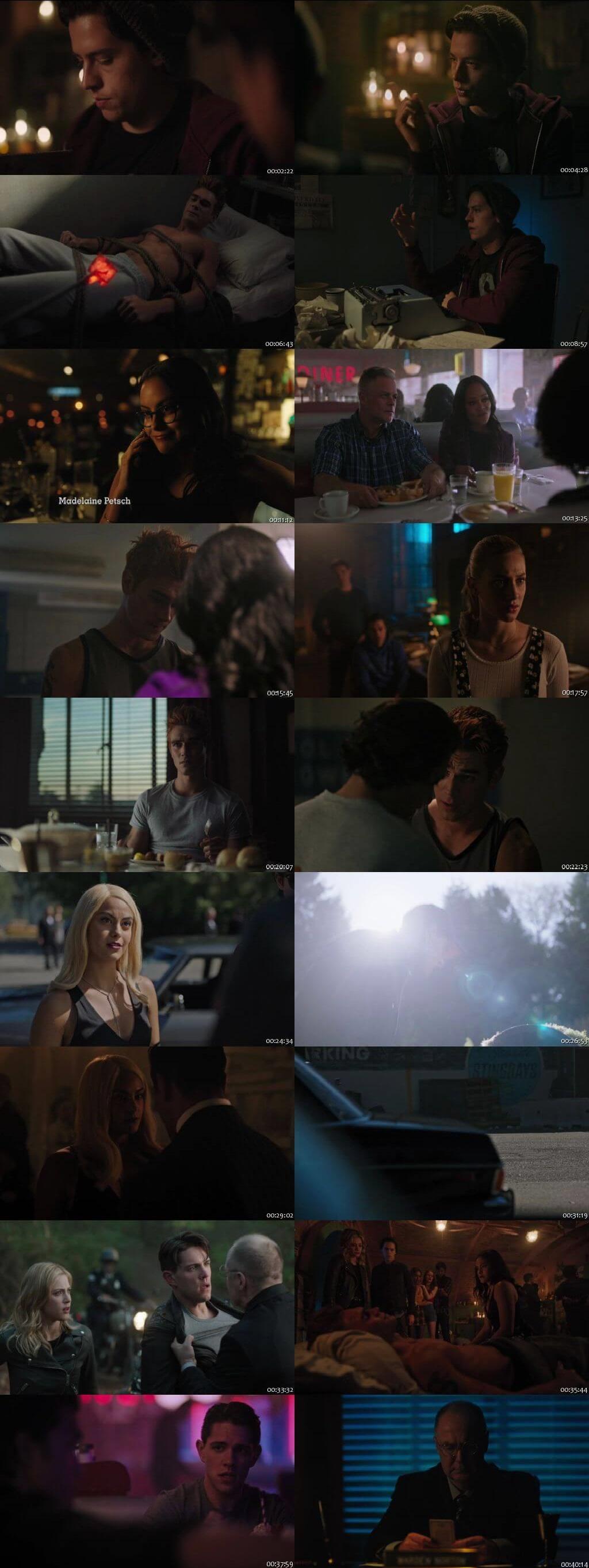 Screenshots Of English Show Riverdale Season 03 Episode 05 2018 WEB-DL 720P 300MB