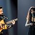 """[VÍDEO] Miguel Marôco e Sara Afonso interpretam """"Until You Come Back To Me"""""""