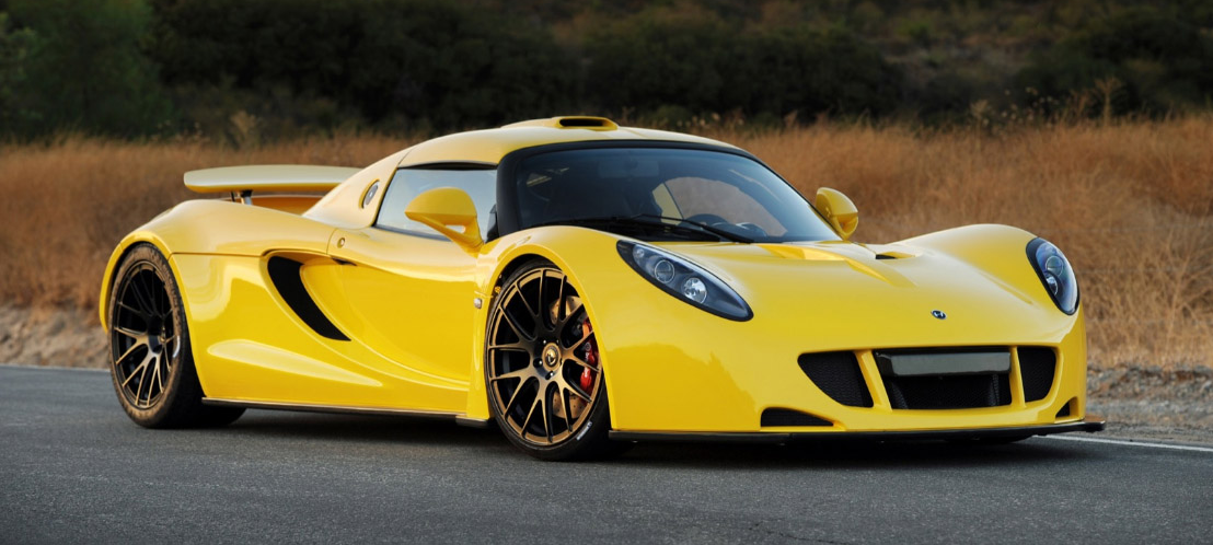 Hennessey Venom GT: One Of The Fastest Cars