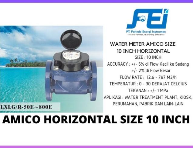 Lebih Hemat Dengan Water Meter Amico