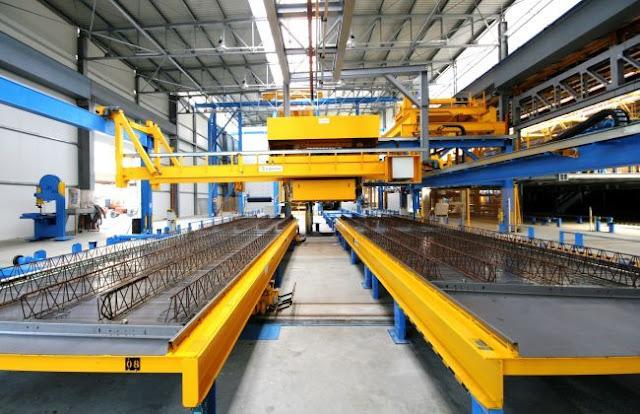 Pabrik beton pracetak