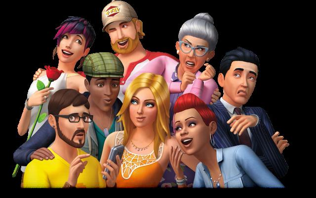 هذا هو الحجم النهائي للعبة The Sims 4 على جهاز Xbox One و PS4
