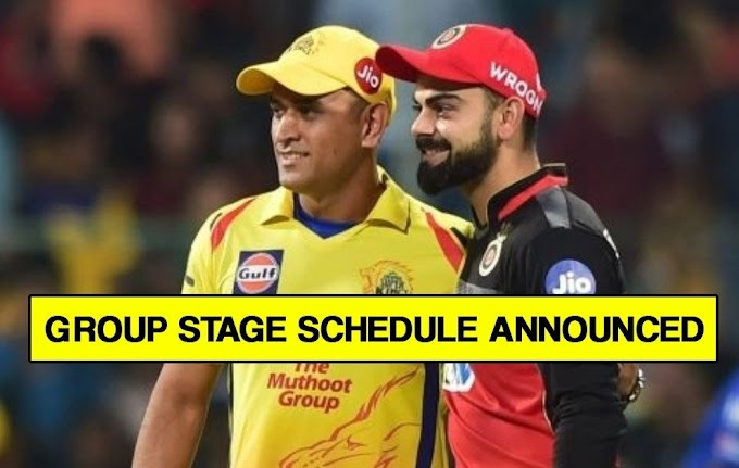 IPL 2019: CSK full schedule announced, See when and where the matches will be played