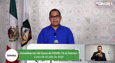 Al día de hoy se acumulan en Sonora 1055 defunciones y 10,619 ...