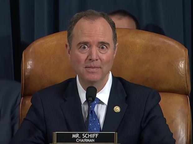 photo of Democratic Congressman Adam Schiff