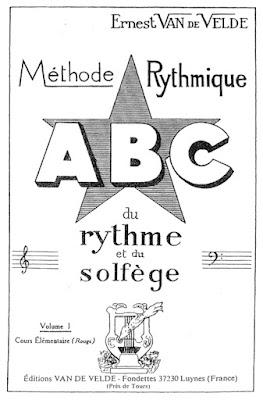 Methode Rythmique ABC de rythme Solfege