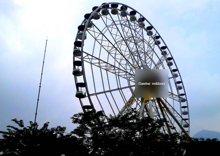 Wow Keren! Inilah Wahana Bermain Jungle Land di Sentul Bogor