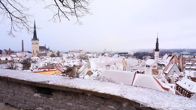 Talvinen Tallinna - www.blancdeblancs.fi