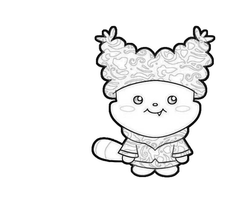 chowder cartoon coloring pages - photo#25