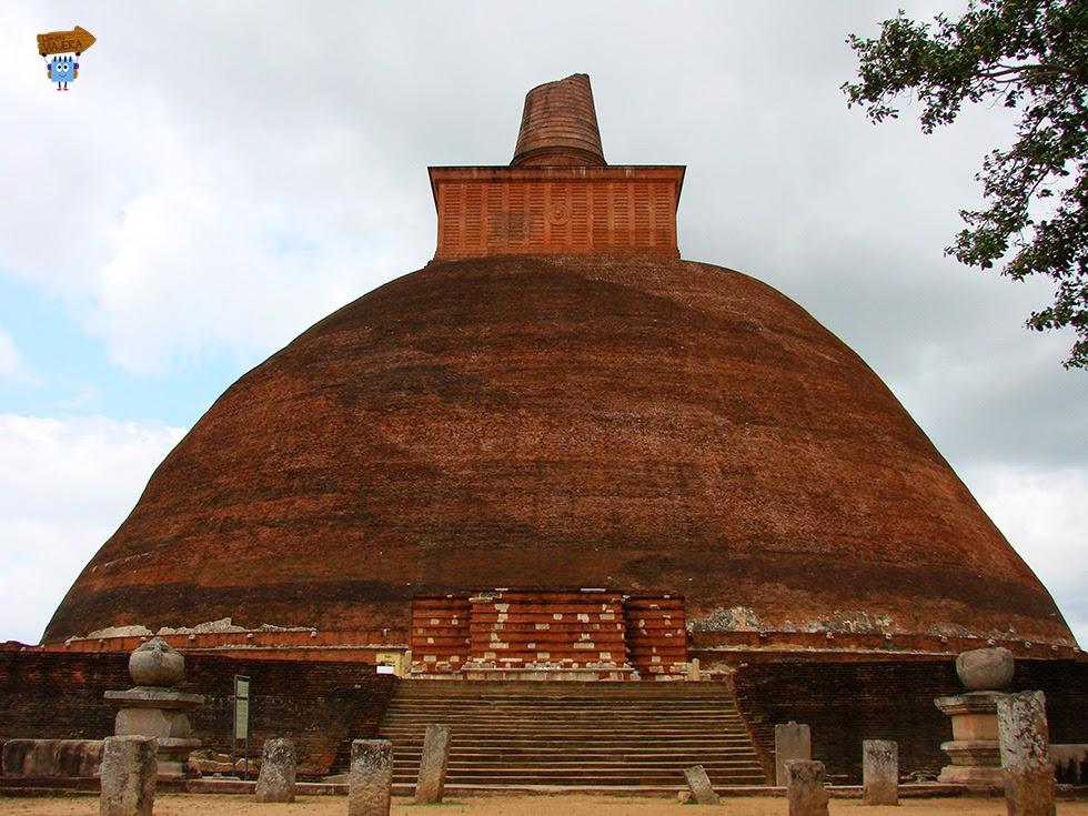 Dagoba Jetavanarama
