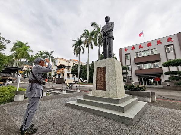 蘆溝橋七七事變84周年 彰化榮家表揚抗日英雄