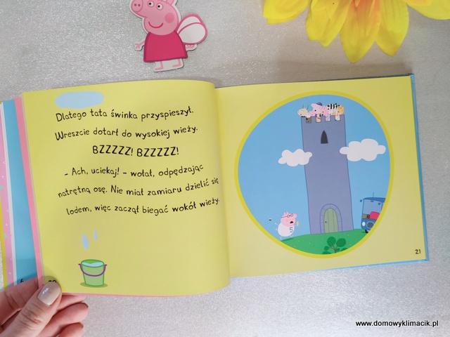 Bajkowa Biblioteczka - Peppa Pig Wielki bieg z przygodami oraz Psi Patrol Z pomocą przyjaciół!