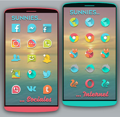 Sunnies Icon pack V1.2.0