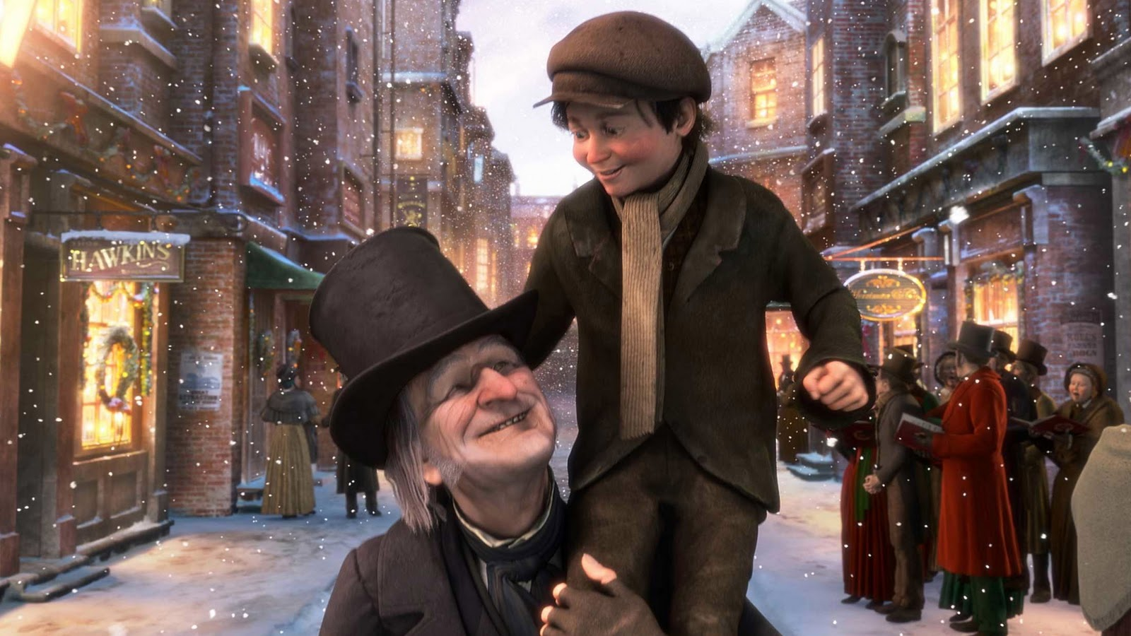 Christmas Carol Jim Carrey.25 Reviews Of Christmas 5 Robert Zemeckis And Jim Carrey