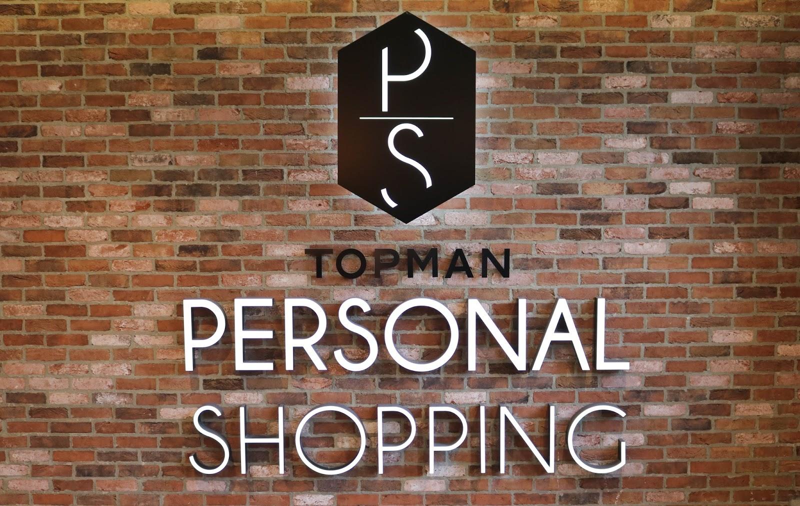 Topman Personal Shopping