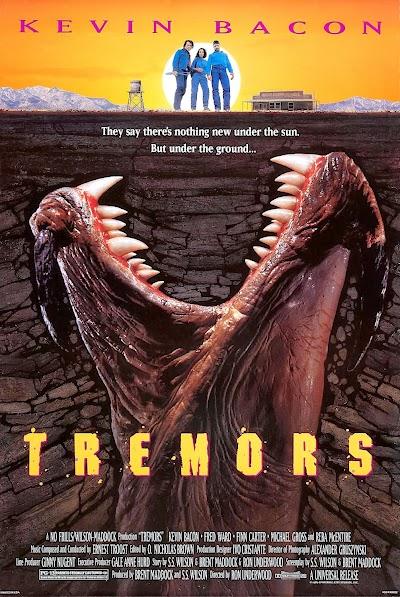 Tremors (1990) BluRay 480p & 720p