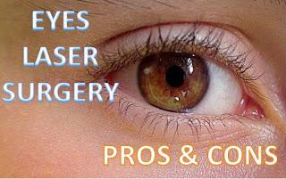 Eyes Laser Surgery