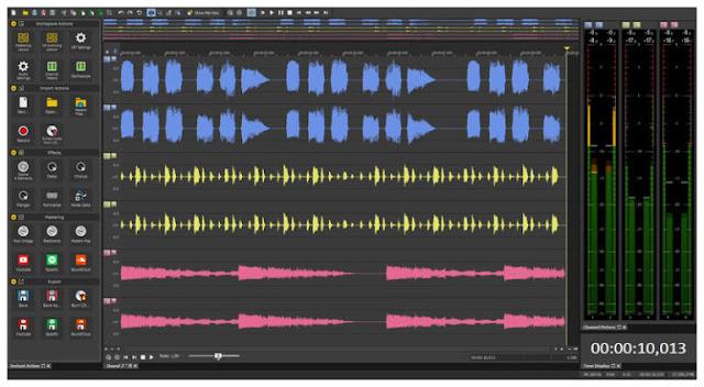 MAGIX Sound Forge Audio Studio 14.0