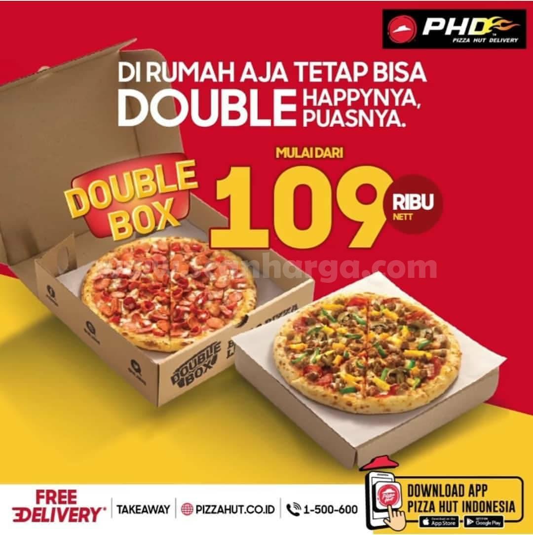 PHD Promo Double Box harga mulai Rp. 109 Ribu