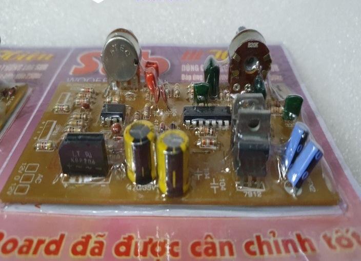 Mạch sub Hiếu 40hz-250hz giá rẻ
