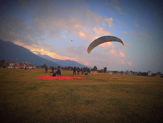 Bir Billing Paragliding | Short Flying