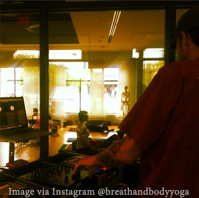 Music Playlists For Yoga Classes - Jen Tech Yoga