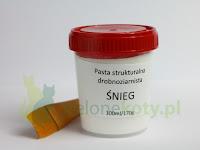 http://zielonekoty.pl/pl/p/Pasta-strukturalna-drobnoziarnista-Sztuczny-Snieg-100ml/872