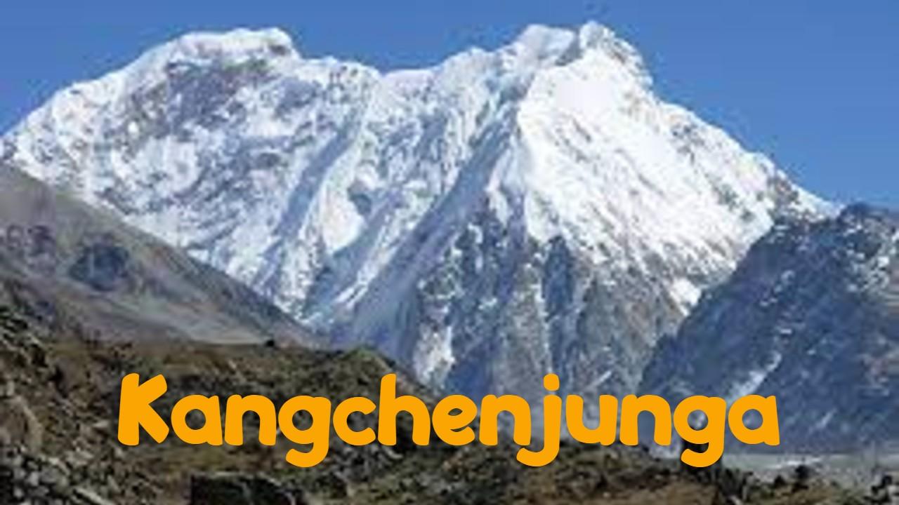 kangchenjunga mountain